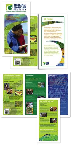 nature brochure design