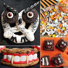 POPSUGAR Shout Out: Spooky Sweet Treats to Sink Your Teeth Into