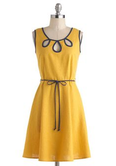 Offering Energy Dress, #ModCloth