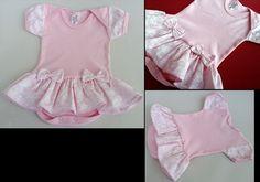 Body com saiote. disponível tamanho P. (BS21 -22)