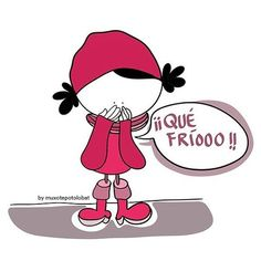 Ajuuuuua... ¡qué frío! #EeeegunonMundo!!