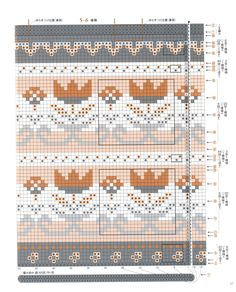Designer Knitting Patterns, Fair Isle Knitting Patterns, Knitting Paterns, Knitting Books, Knitting Stitches, Knit Patterns, Hand Knitting, Tapestry Bag, Tapestry Crochet