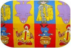 Impossible de penser à McDonald sans penser à ces personnages!