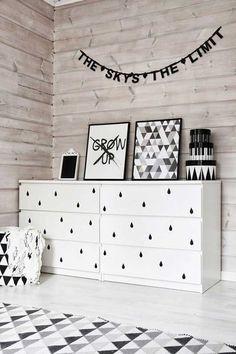 10 ideias baratas para decorar seu quarto sem gastar muito