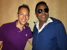 Hungout with Tito Jackson this weekend. Listened to his upcoming album (Releasing in Nov.) - Will be a sure Hit! Look out for it. #carloskeyes #titojackson