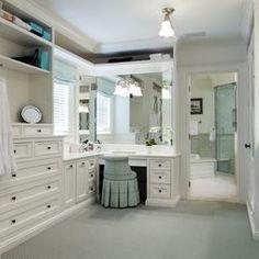KBK Interior Design Portfolio - traditional - closet - newark - Kingsley Belcher Knauss, ASID