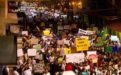 Ribeirão Preto - Centenas manifestam pelas ruas de Riberão Preto #vemprarua #ogiganteacordou #OPovoAcordou #doiemtodosnos #mudabrasil #VandaloNaoMeRepresenta#VozDePaz