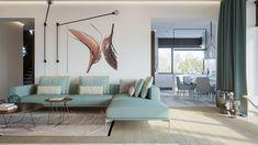 Like a Box interior by SVOYA studio