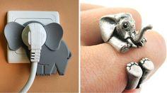 40 objetos que todo fanatico de los elefantes debe tener en su hogar