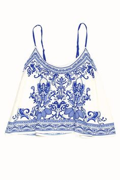 So perfect for summer! // Grecian Getaway Top – Spotted Moth | chicstyle.org