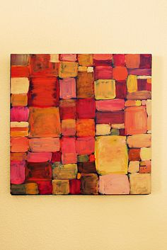 Abstract painting    ----BTW, Please Visit:  artcaffeine.imobi...