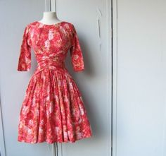 rosy frock