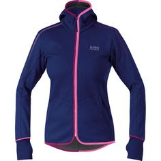COUNTDOWN WINDSTOPPER® Soft Shell LADY Hoody