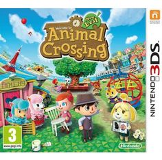 Animal Crossing (3DS) - Consoles et jeux - Multimedia , Maxi Toys
