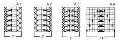 """Chaqueta de punto DROPS con patrón de calados y cuello chal, en """"Cloud"""" o """"Eskimo"""". Talla: S – XXXL. Patrón gratuito de DROPS Design."""