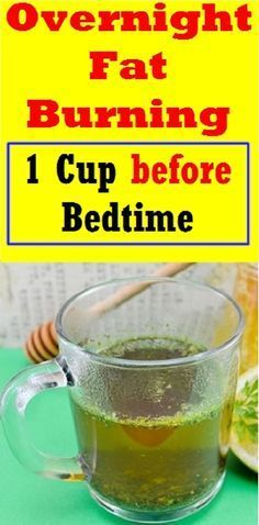 Overnight Fat Burning It Is Possible with 1 Cup Of This Drink #MetagenicsDetoxRecipes