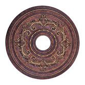 Found it at Wayfair - Ceiling Medallion in Verona Bronze