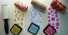 hola chic@s!! hoy os traigo un truco para hacer vuestros propios rollers caseros, solo necesitáis:    rollos de papel higiénico o de cocina,...
