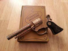 Vintage Wyandotte Hopalong Cassidy Cap Gun by thevintagematchmaker, $75.00