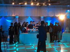 LED Lighted Dance Floor gives dramatic look to any Event or Occasion. Even simple Cake Cutting looks more stunning with the LED Dance Floor Set up. Magic Mike Live, Led Dance, Dance Floors, Dramatic Look, Concert, Simple, Cake, Pie Cake, Pie