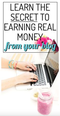 Affiliate Marketing is the BEST way to earn money for your blog no MATTER what NICHE you're in #afflink