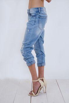 Heartbreaker Boyfriend Jeans