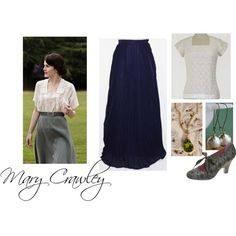 Downton Abbey Inspired from Shabby Apple. I want all of their dresses!