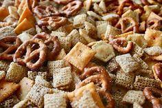 Italian Parmesan Chex Mix