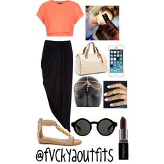 Untitled #944, created by fashionkillas on Polyvore
