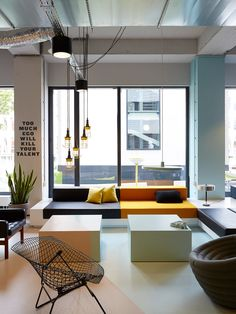 The Student Hotel, Amsterdam is well-designed & stylish, but keeps costs down for student travelers.