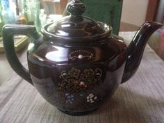 Check out this item in my Etsy shop https://www.etsy.com/listing/203823234/vintage-aome-japan-hand-painted-tea-pot