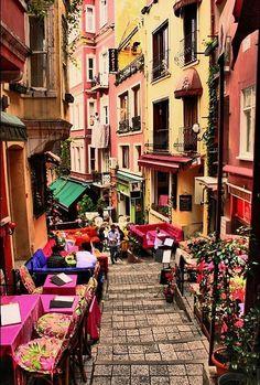 Cezayir Street, Istanbul