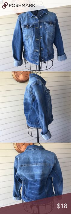 New Look Basic Jean Jacket New Look Basic Jean Jacket New Look Jackets & Coats Jean Jackets