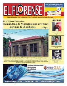 El Florense edición noviembre 2017