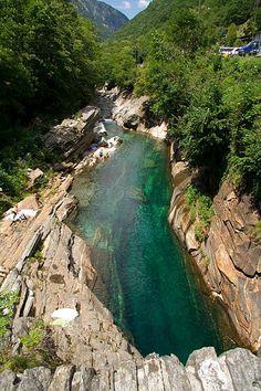 Verzasca, Tessin - Ticino