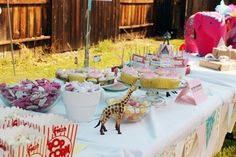 Sunshine, Circus & Doctors Kids' Parties from Apartment Therapy