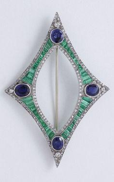 Die 320 besten Bilder von art deco Diamant | Jewelry, Antique