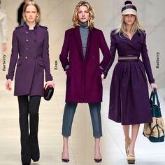 лиловое пальто - Поиск в Google