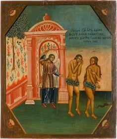 Forgiveness Sunday -The Expulsion from Paradise