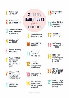 51 positive and healthy habits for a better and more amazing life. You are what you repeatedly do, so start today by implementing one or more of the habits on the list. Good Habits, Healthy Habits, Vie Motivation, Health Motivation, Healthy Lifestyle Motivation, Morning Motivation, Study Motivation, School Motivation, Weight Loss Motivation