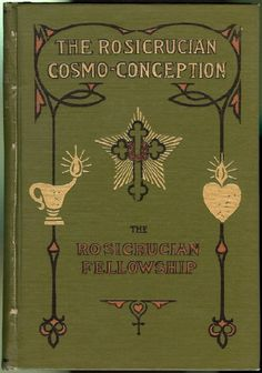 The Rosicrucian Cosmo-Conception or Christian Occult Science by Max Haindel on Thorn Books Occult Science, Occult Books, Old Libraries, Mystique, Magick, Wicca, My Books, Deep Books, Cosmos