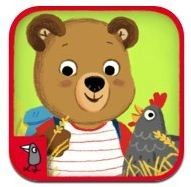 Interactive Book App- Perfect for younger children. (Works on: iOS devices)