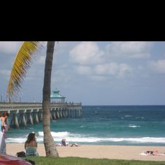 Deerfield Beach Florida:)