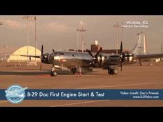 B-29 Superfortress 'Doc' Almost Ready For Takeoff - Engine Test Successfully! - https://www.warhistoryonline.com/war-articles/b-29-superfortressfly.html