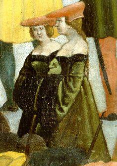 c. 1520s - Die Augsburger Monatsbilder (The Augsburg Mural) November-Dezember