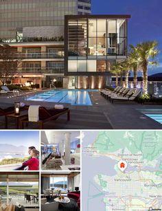 Este hotel localiza-se nos limites de Coal Harbour, no centro da zona financeira e portuária histórica e a apenas 5 minutos a pé do centro da cidade. Goza de uma localização excepcional em frente ao mar e de vistas desimpedidas para as montanhas de North Shore, o Parque Stanley e o Howe Sound. O edifício pertence à paisagem urbana mais conhecida de Vancouver e o hotel encontra-se ligado ao Centro de Convenções de Vancouver por uma passagem coberta. Os hóspedes encontrarão restaurantes e o…