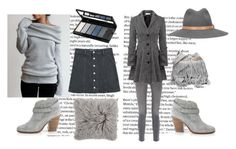"""""""Untitled #27"""" by daviesi ❤ liked on Polyvore featuring MiH Jeans, Relaxfeel, MANGO, Isadora and rag & bone"""