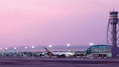 Dubai International Airport | Metallic Finish | ALPOLIC®/fr - Learn more about the project at: http://www.alpolic-americas.com/en/example-projects/dubai-international-airport?utm_source=Pinterest&utm_medium=social&utm_campaign=alpolic_website_december