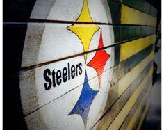 Pittsburgh Steelers Flag Pittsburgh Steelers by AmericanFlagShop Steelers Flag, Pittsburgh Steelers Football, Pittsburgh Sports, Steelers Stuff, Pittsburgh Steelers Wallpaper, Wood Flag, Pallet Flag, Pallet Signs, Diy Pallet
