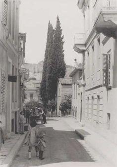 Πλάκα - 1919 - Plaka  Η ΑΘΗΝΑ ΚΑΠΟΤΕ…/ BEAUTIFUL, OLD ATHENS « christianna loupa journey to ithaca
